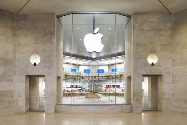 chantier spie paris apple