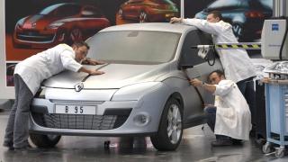 Rencontre/visite sur le site Renault