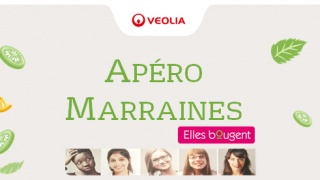 Afterwork marraines Veolia