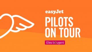 """Le """"Pilots Tour"""" easyJet se poursuit à Bordeaux"""