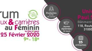 Forum Réseaux & Carrières au féminin en Occitanie