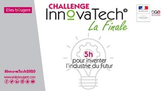 Venez assister à la finale du Challenge InnovaTech© 2020 !