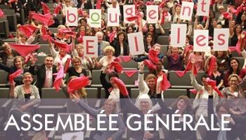 Assemblée Générale ordinaire Elles bougent - 5 novembre 2020