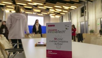 Région Bourgogne Franche-Comté: Le Challenge InnovaTech© revient pour une édition 100% digitale !
