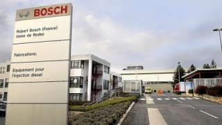 Bosch et Elles bougent invitent 30 lycéennes et étudiantes