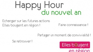 Happy hour du Nouvel an