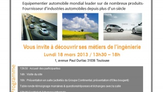 Visite Continental Automotive