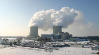 Visite centrale nucléaire de St Laurent