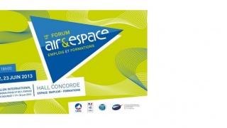 Salon du Bourget 2013 : embarquez pour le Forum Air & Espace avec Elles bougent et ses marraines !