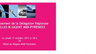 Inscription au lancement de la délégation Midi-Pyrénées