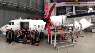 Rencontre visite ATR à Toulouse