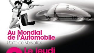 Rencontre « Elles bougent en route vers l'innovation » au Mondial de l'Automobile 2014
