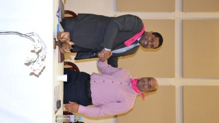 Elles bougent Guadeloupe invitée à la conférence sur l'Industrie en Guadeloupe organisée par le Rectorat