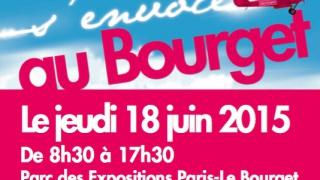 Elles bougent s'envole au Bourget