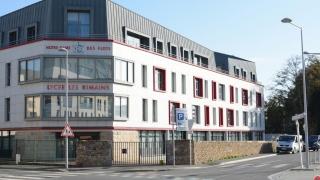 Lycée technologique privé Les Rimains