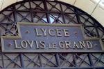 Lycée Louis le Grand - Paris
