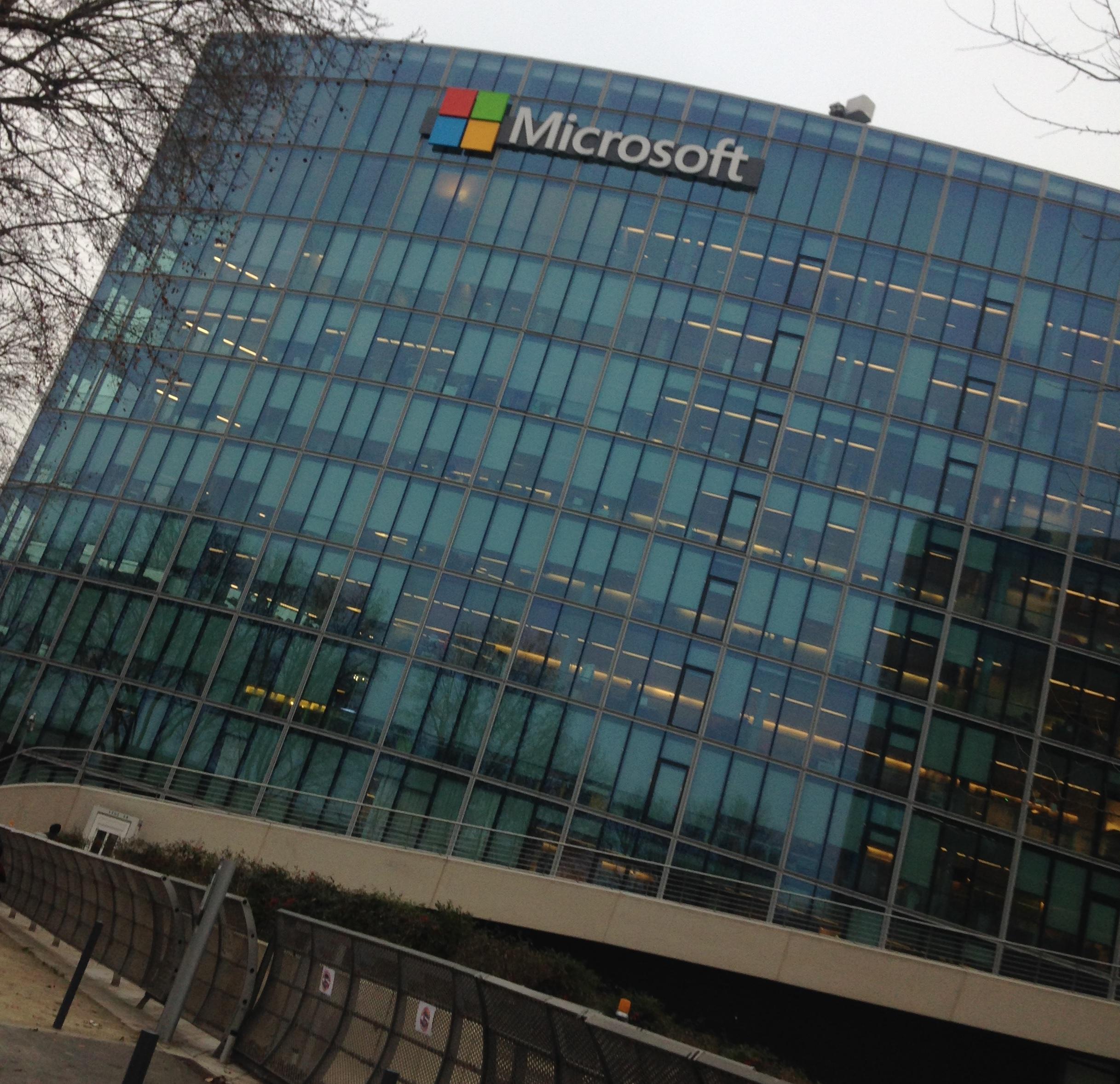 Stage chez Microsoft, Premier Stage, une initiative d'Elles Bougent